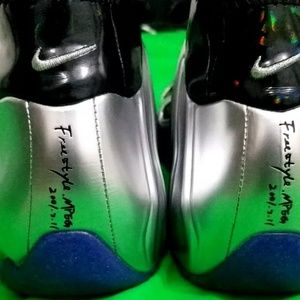 "Nike Shoes - Nike Air Flightposite One Size 9.5 ""China"